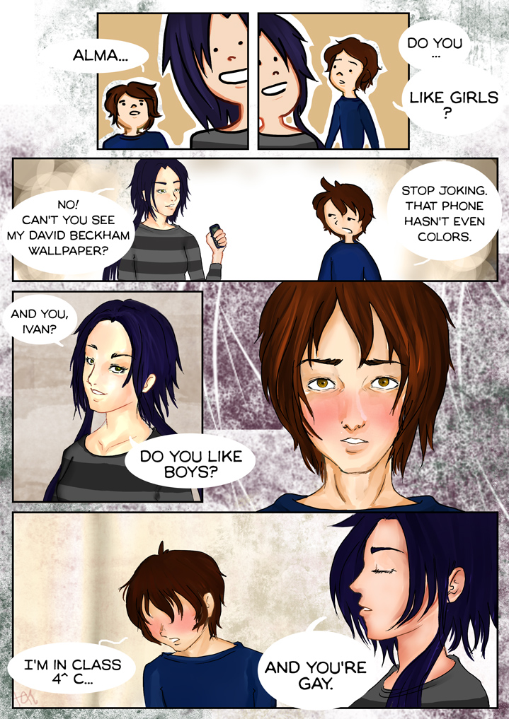 "Chapter One ""Under my Skin"" - page 20"